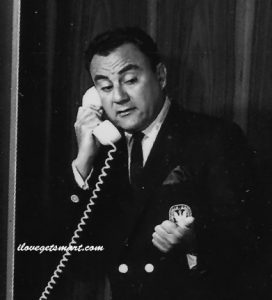 Bill Dana as José Jiménez.