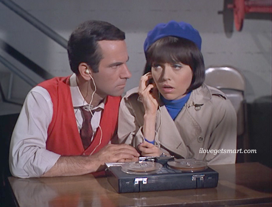 Listen up! Get Smart will be airing on Decades starting in October.