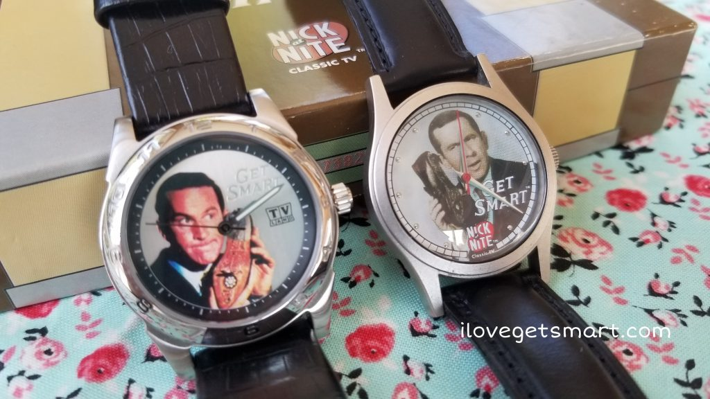 Get Smart's run on Nick at Nite and TVLand led to a few fun promotions: Collectible watches from each channel and the storied Nick at Nite Get Smart Shoe Phone.